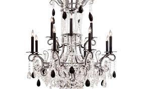 vintage chandelier crystals antique vintage