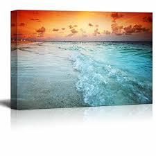Beautiful <b>Scenery Landscape</b> Sunset on The <b>Sea</b> Beach Home ...