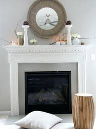 fireplace without mantle impressive mantle without fireplace decorate fireplace without mantel gallery of fireplace without small
