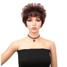 <b>Hot Sale Fashion Simple</b> Female Short Volume Real Human Hair ...