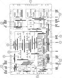 junction block fuses, relays, and Circuit Breaker Parts Diagram Miniature Circuit Breaker