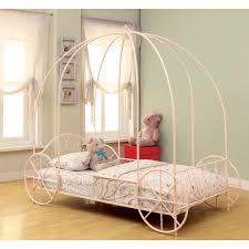 Princess Bed Blueprints Princess Carriage Beds