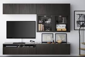 IKEA BEST is a versatile, multipurpose living room storage system,  suitable for your TV