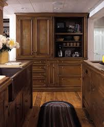 Kitchen Cabinet Makers Reviews Built In Coffee Maker Reviews Kitchen Rustic With Apron Sink