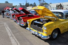 All Chevy chevy classic cars : Classic Chevy Car Show at California Car Cover