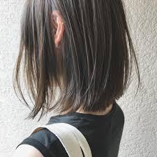 髪の毛の量が多い人必見似合う髪型アレンジ17選長さ別に大特集
