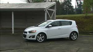 2012 Chevrolet Sonic LTZ Turbo - YouTube