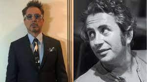 Iron Man' Robert Downey Jr's father ...
