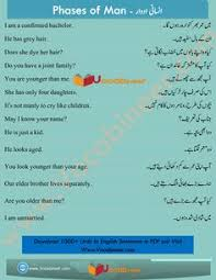 learn english voary in urdu english through urdu made easy easiest way to learn english voary in urdu english to urdu voary