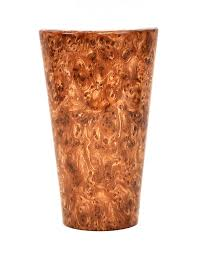 com it s exciting lighting iel 2464g battery powered burlwood style led indoor and outdoor wall sconce with easy to mount backplate that includes 5