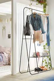 Home Outfitters Coat Rack Impressive Calvin Double Clothing Rack Urban Outfitters