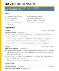 Resume Formatting Magnificent Proper Resume Format Pelosleclaire