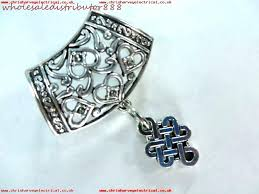 scarf pendants us er pendant and slide set for necklace jewelry beads