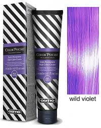 Osmo Ikon Colour Chart Osmo Color Psycho Semi Permanent Hair Color Cream 5 07oz Wild Violet