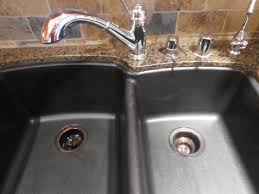 how to clean black granite sink. How To Clean Black Granite Composite Sink Cleaning Cleaningkitchen Kitchencleaning Inside