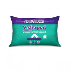 V Shaped Pillow Covers