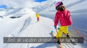 ski destinations for families in europe