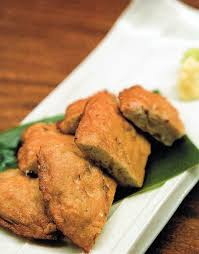Satsuma Age Deep Fried Fish Cakes Bentocom