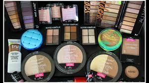 new at the makeup haul 2016