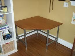 Hexagon Shaped Corner Desk. b87185ef1709b106db7a2d29debc1adc