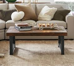 Spend this time at home to refresh your home decor style! Griffin Reclaimed Wood Coffee Table Pottery Barn