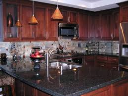 backsplash with cherry cabinets kitchen with cherry cabinets ideas tile backsplash ideas