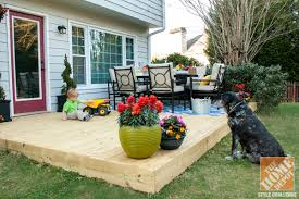 patio furniture ideas outdoor. delighful ideas small patio decorating ideas a little plays on a new backyard deck next to  in furniture ideas outdoor
