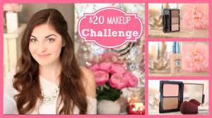 20 makeup challenge