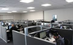 cubicle lighting. productive lighting options for cubicles and small office spaces cubicle