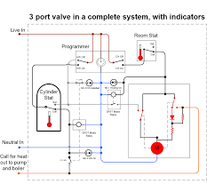 motorised valve wiring diagram and upperplumbers full wiring simpl Valve Wiring Diagram motorised valve wiring diagram for alternateyplanschematicwithindicators gif sprinkler valve wiring diagram