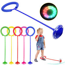 Led Ankle Lights Details About Flashing Led Lights Ankle Skip Ball Jumping Ropes Games Self Luminous Kids Toy