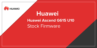 Huawei Ascend G615 U10 Stock Firmware ...