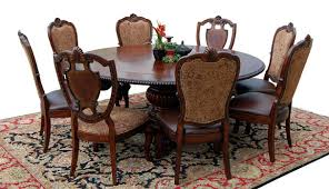 art old world dining table. 9 piece old world dining set art table 7