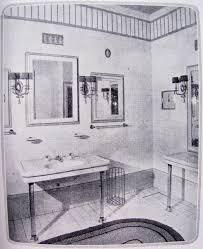 vintage bathroom vanity mirror. The Sink With Twin Mirrors Flanking Vanity Mirror Has Nice Fixtures Along Details That · 1920s BathroomVintage Vintage Bathroom