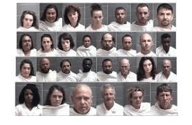 Investigation leads to 32 gang, drug-related arrests in metro Atlanta