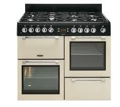 Why Dual Fuel Range Buy Leisure Cookmaster Ck110f232c Dual Fuel Range Cooker Cream