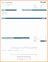 Product Comparison Template Excel Lovely Free Quote Template Free