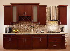 Kitchen cabinets wood Maple 90 The Family Handyman Wood Kitchen Cabinets Ebay