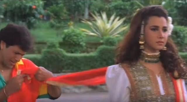 ritu shivpuri in aankhen