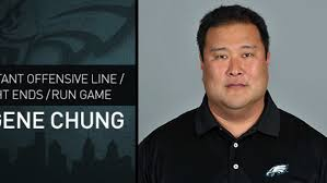 Assistant Offensive Line/Tight Ends/Run Game: Eugene Chung
