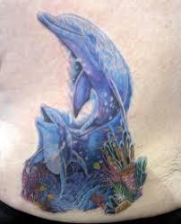 тритатушки архив блога тату дельфин красивые фото