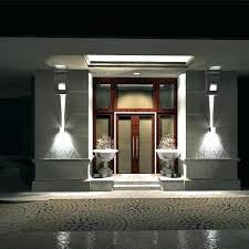 up and down wall lights outdoor wall lighting led outdoor wall light led up down wall