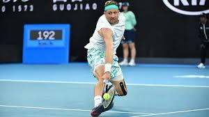 Why Tennys Sandgren Won't Take His Shot At Roger Federer For Granted |  Australian Open | ATP Tour
