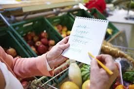 Lista De Compras Supermercado Lista De Compras De Supermercado Completa Para 4 Pessoas Amulher
