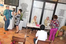 MAZ :: Gallery: Literary Event - Harvey & Myrna Frommer