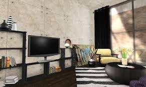 Loft Living Room Tv