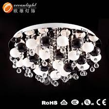 chandelier contemporary mouth blown glass chandelier om88441 800