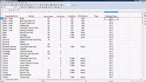 inventory spreadsheet with pictures free seed inventory spreadsheet youtube