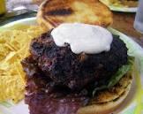 bacon   ranch cajun baby cheeseburgers  for zwt 9