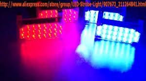 Led Blue Police Lights 9colors 4 22 Led Strobe Flashing Light Red Blue Police Emergency Warning Led Lights